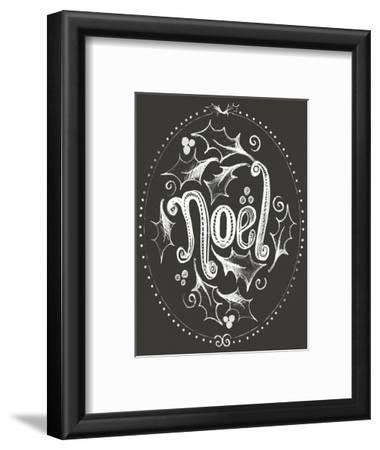 Holly and Noel-Ali Lynne-Framed Giclee Print