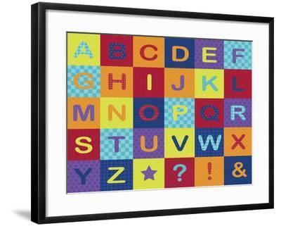 Alphacolors-Ali Lynne-Framed Giclee Print