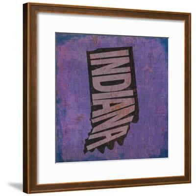 Indiana-Art Licensing Studio-Framed Giclee Print