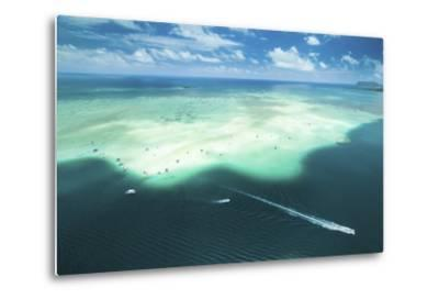 Sandbar Cruiser-Cameron Brooks-Metal Print