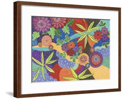 Kimono 2-Catherine Breer-Framed Giclee Print