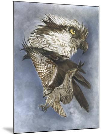 Assail-Barbara Keith-Mounted Giclee Print