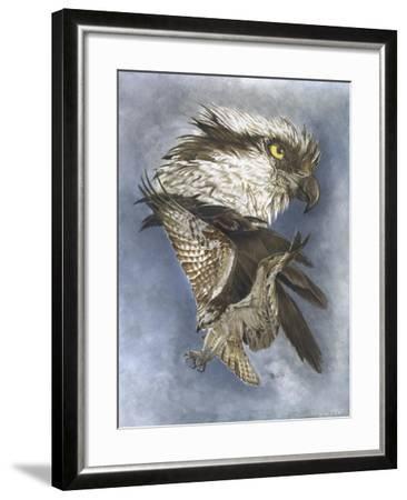 Assail-Barbara Keith-Framed Giclee Print