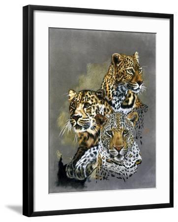 Shadow Hunter-Barbara Keith-Framed Giclee Print