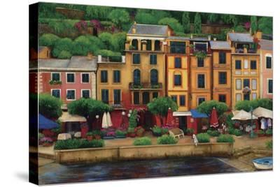 Buongiorno Portofino-Betty Lou-Stretched Canvas Print