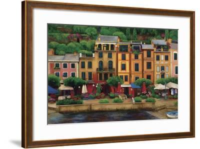 Buongiorno Portofino-Betty Lou-Framed Giclee Print