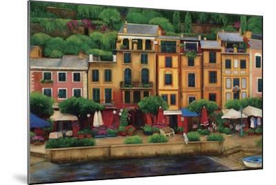 Buongiorno Portofino-Betty Lou-Mounted Giclee Print