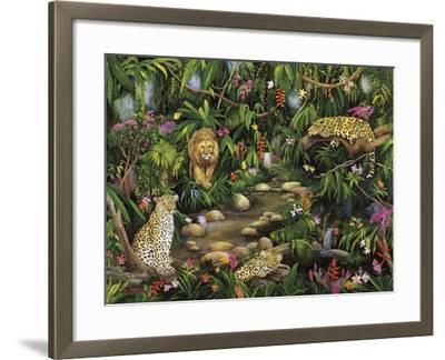 Exotic Jungle-Betty Lou-Framed Giclee Print