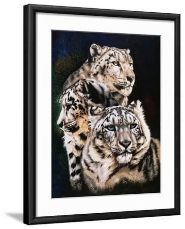 The 3 Graces-Barbara Keith-Framed Giclee Print