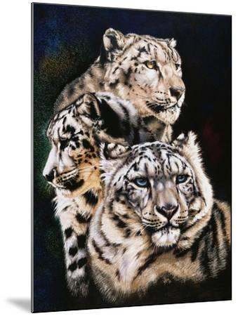 The 3 Graces-Barbara Keith-Mounted Giclee Print
