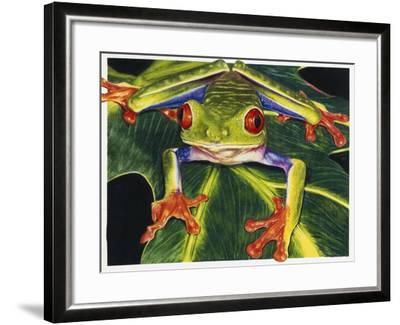 Rainbow Splendor-Barbara Keith-Framed Giclee Print