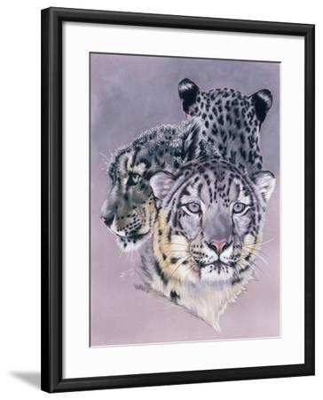 Tapestry in Grey-Barbara Keith-Framed Giclee Print