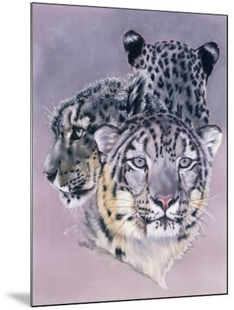 Tapestry in Grey-Barbara Keith-Mounted Giclee Print