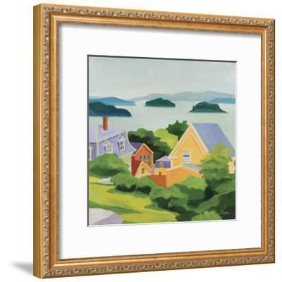 Stonington-Catherine Breer-Framed Giclee Print