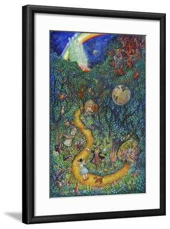 Off to See the Wizard-Bill Bell-Framed Giclee Print