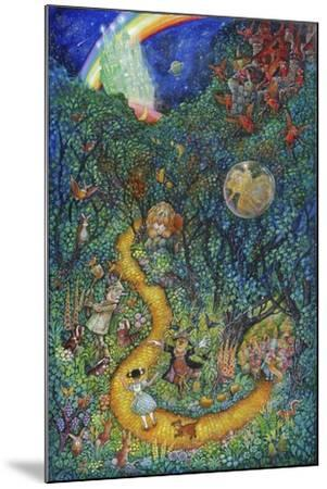 Off to See the Wizard-Bill Bell-Mounted Giclee Print