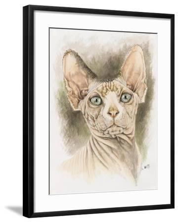 Sphinx-Barbara Keith-Framed Giclee Print