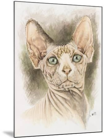 Sphinx-Barbara Keith-Mounted Giclee Print