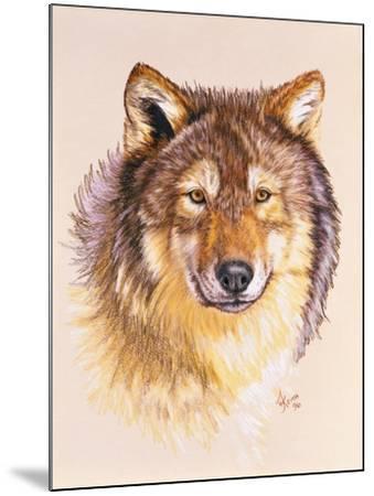 Lobo-Barbara Keith-Mounted Giclee Print