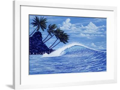 The Perfect Wave-Apollo-Framed Giclee Print