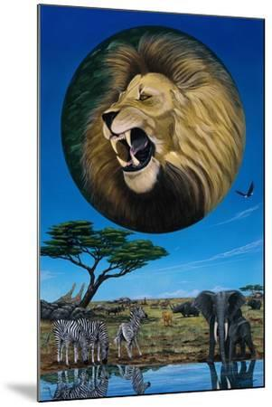 Long live the King-Apollo-Mounted Giclee Print