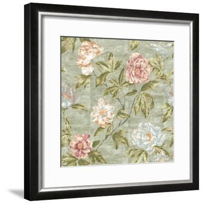 Tree Peony Mother of Pearl-Bill Jackson-Framed Giclee Print