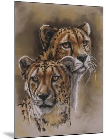 Twins-Barbara Keith-Mounted Giclee Print