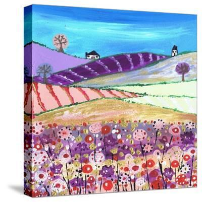 Coming Home-Caroline Duncan-Stretched Canvas Print