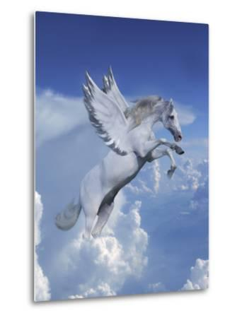 Fantasy Horses 20-Bob Langrish-Metal Print