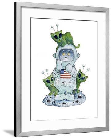 My Cavalier-Bill Bell-Framed Giclee Print