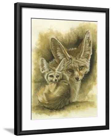 Artful-Barbara Keith-Framed Giclee Print