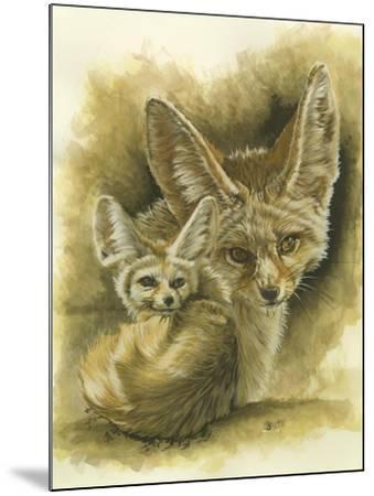 Artful-Barbara Keith-Mounted Giclee Print