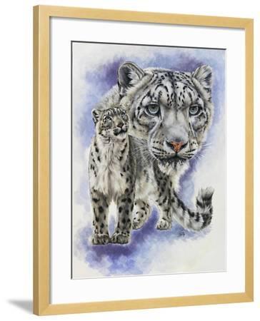 Dazzler-Barbara Keith-Framed Giclee Print