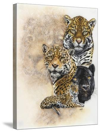 Moxie-Barbara Keith-Stretched Canvas Print