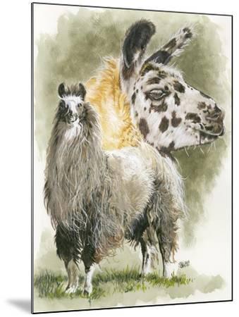 Peevish-Barbara Keith-Mounted Giclee Print
