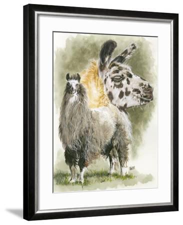 Peevish-Barbara Keith-Framed Giclee Print
