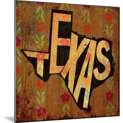 Texas-Art Licensing Studio-Mounted Giclee Print