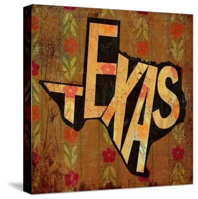 Texas-Art Licensing Studio-Stretched Canvas Print