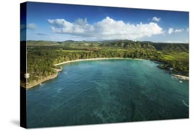 Kawela Bay-Cameron Brooks-Stretched Canvas Print