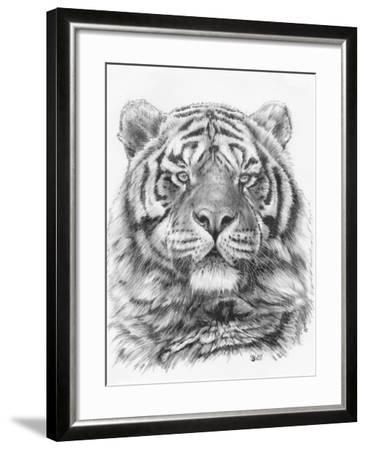 Venturer-Barbara Keith-Framed Giclee Print