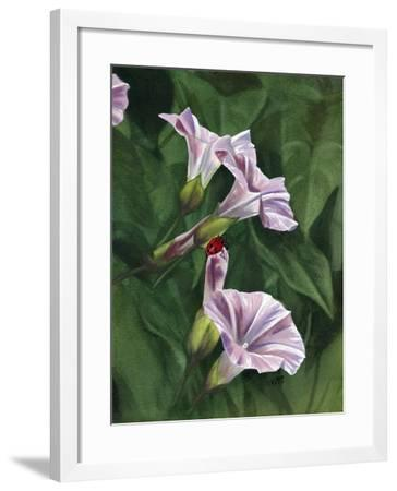 Morning-Barbara Keith-Framed Giclee Print