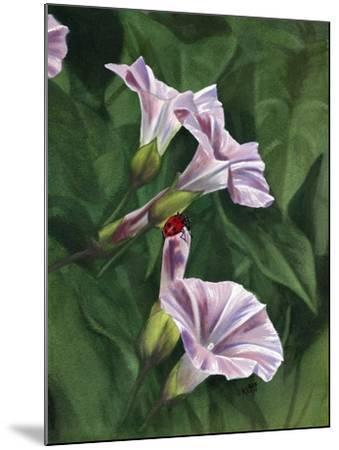 Morning-Barbara Keith-Mounted Giclee Print