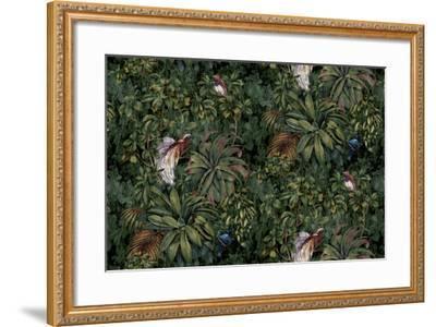 Sothern Bop Forest Green-Bill Jackson-Framed Giclee Print