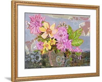Chloe Rose Flowers-Blenda Tyvoll-Framed Giclee Print