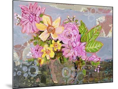 Chloe Rose Flowers-Blenda Tyvoll-Mounted Giclee Print