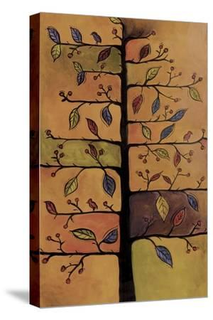 Tree of Life-Catherine Breer-Stretched Canvas Print