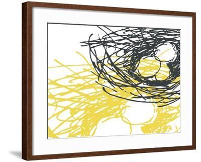 Brighter Nest White-Christine O'Brien-Framed Giclee Print
