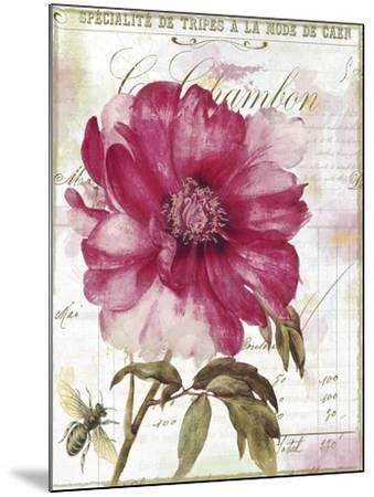 Lepink with Bee-Color Bakery-Mounted Giclee Print