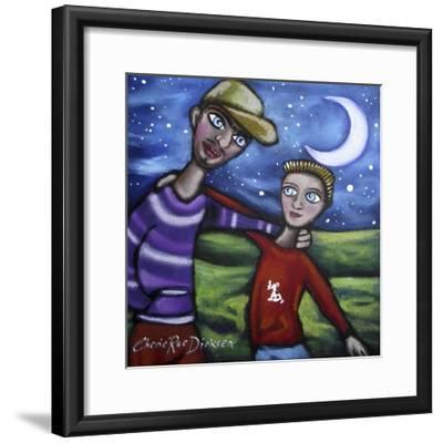 The Boys-Cherie Roe Dirksen-Framed Giclee Print