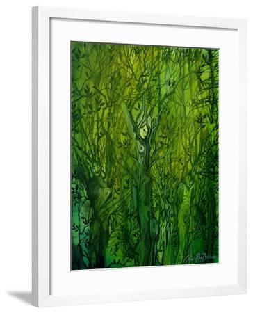 Keepers of the Wood-Cherie Roe Dirksen-Framed Giclee Print